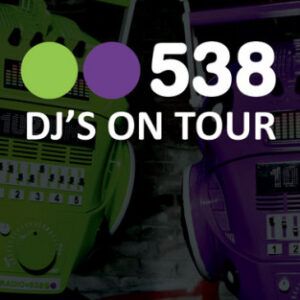 538 DJ`s On Tour