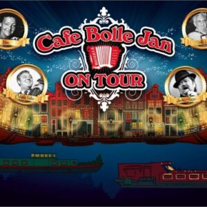 Cafe Bolle Jan on Tour boeken