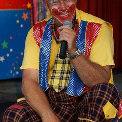 Clown Cees boeken