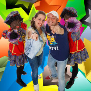 Kids Mega Pieten Party boeken